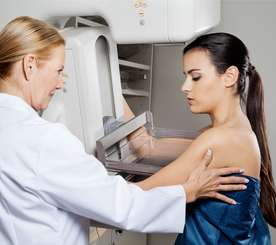 Mammogram, Breast Cancer
