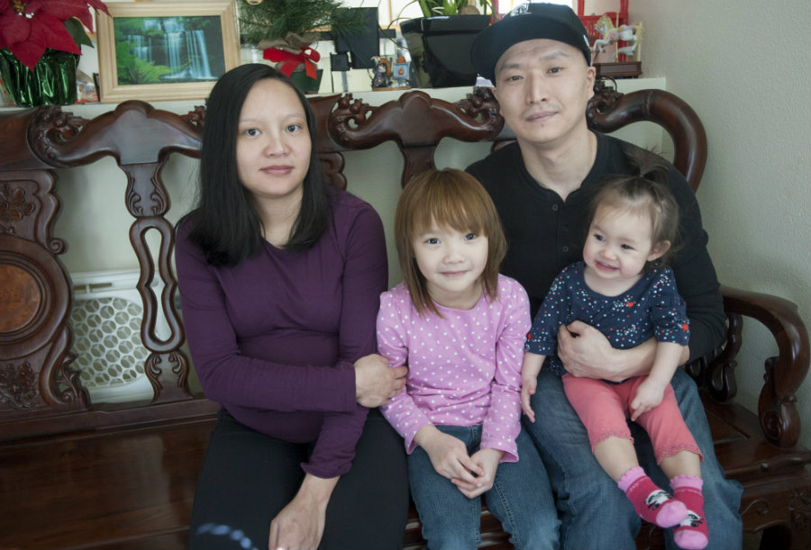 Crapser is now 41 years old and will have to leave his family to be taken to a country where he simply doesn't belong. Photo credit: Gosia Wozniacka / AP / The Washington Post