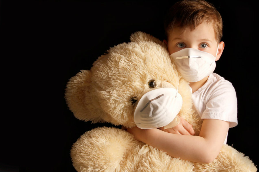It was found out that air pollution kills 600,000 children a year. Photo credit: Pollution Facts
