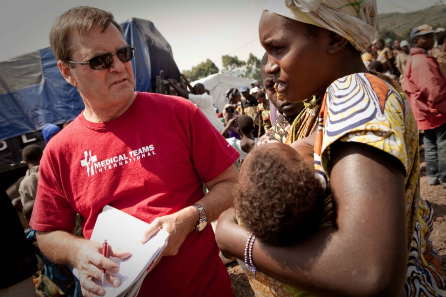 Even though the Ebola outbreak has ended, there are still patients desperately seeking for treatment that could give them the hope to survive. Photo credit: Teaparty.org