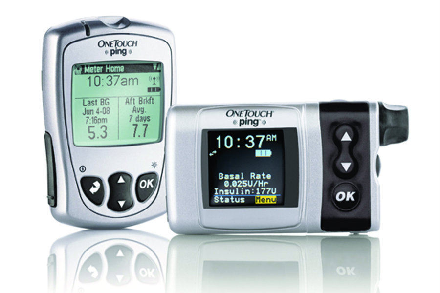 An insulin pump fabricated by Johnson & Johnson has a cyber vulnerability that a hacker could take advantage of. Photo credit: Consumer Advocacy News