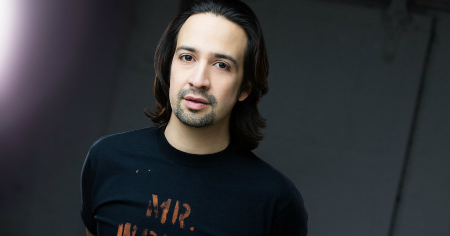Lin-Manuel Miranda is an American actor and rapper known for his work in Broadway musicals and shows. Photo credit: Matthew Murphy / USA Today