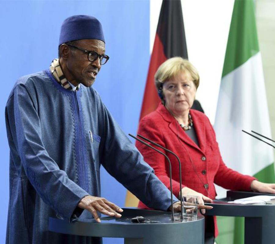 Nigeria's president
