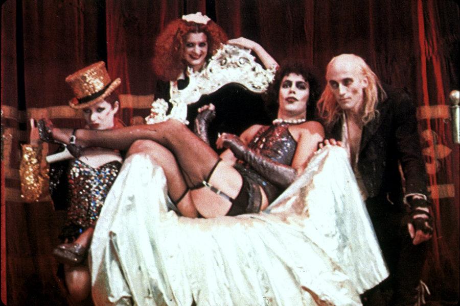 The original musical was written by Richard O'Brien on 1975. Photo credit: Rex USA / Vanity Fair