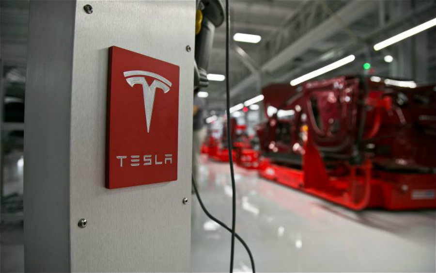 Tesla has just announced it has a surprise for all the public, according to CEO Elon Musk. Photo credit: Inside Evs