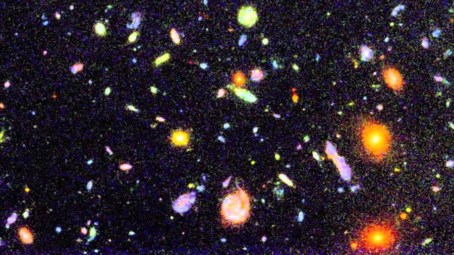 galaxies-universe