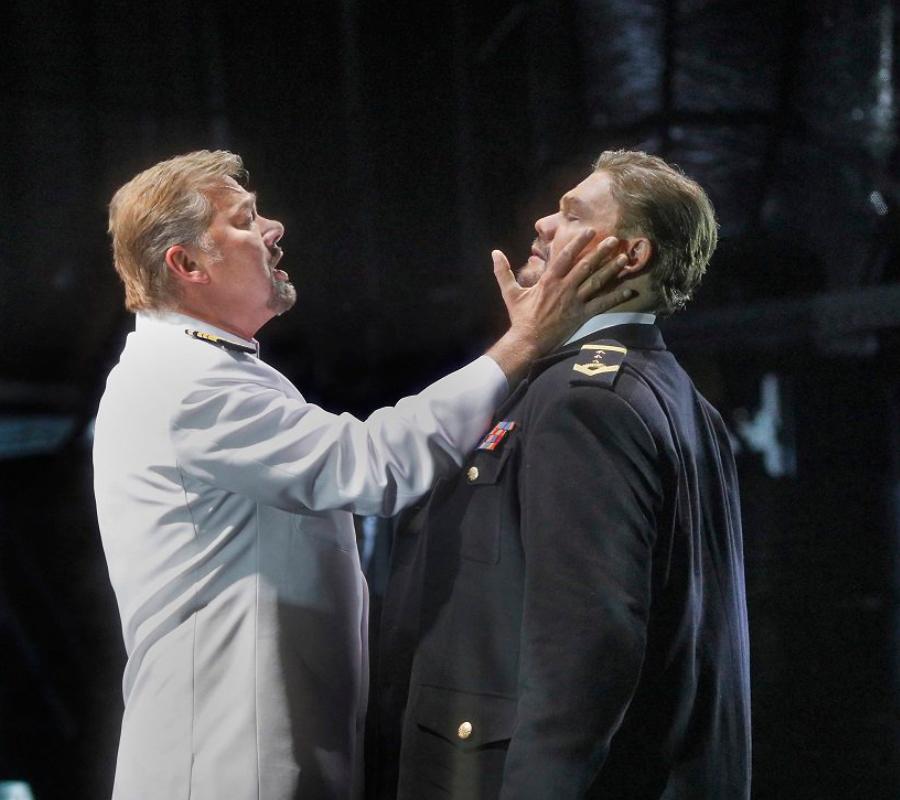 Met's 'Tristan und Isolde'