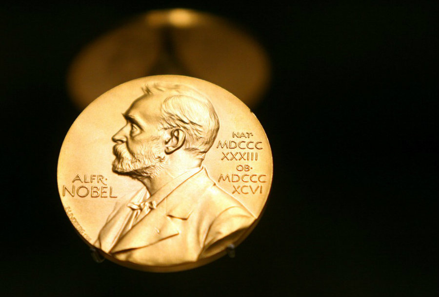 The international award, inspired by Alfred Nobel, was first given in 1901. Photo credit: Kay Nietfeld—picture-alliance /dpa / AP Images / Time