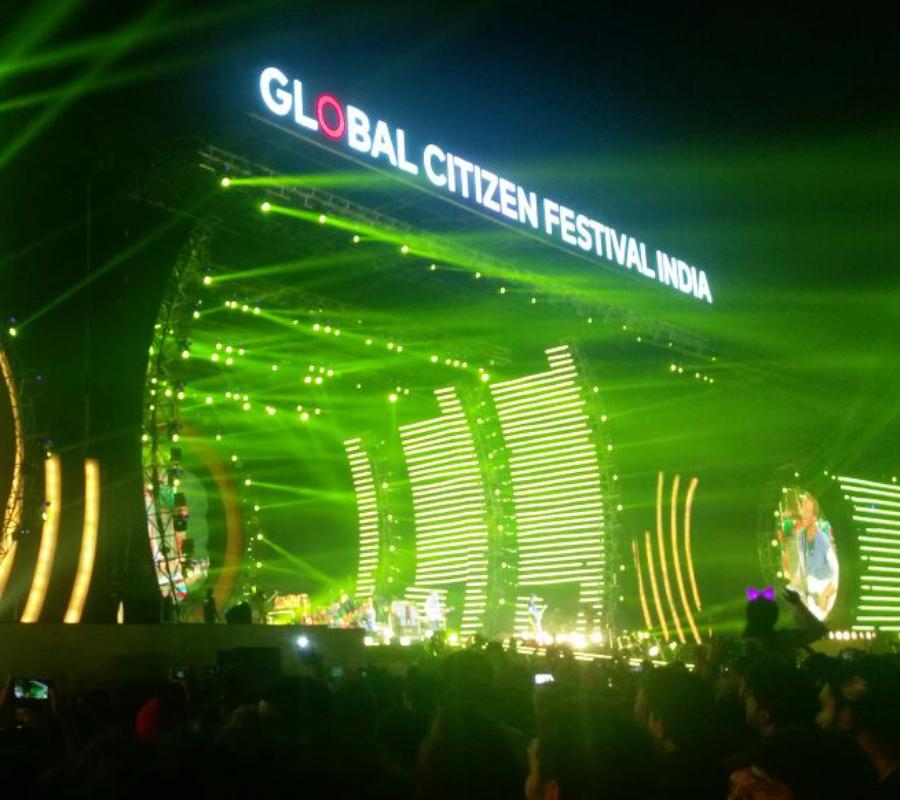Global Citizen Festival India