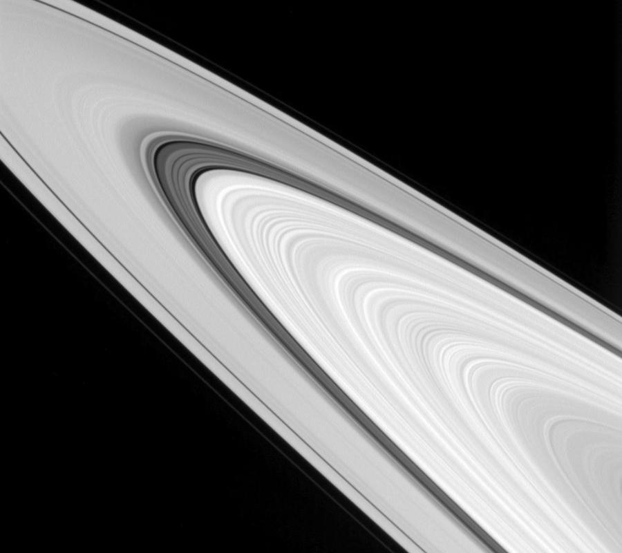 Cassini, Saturn