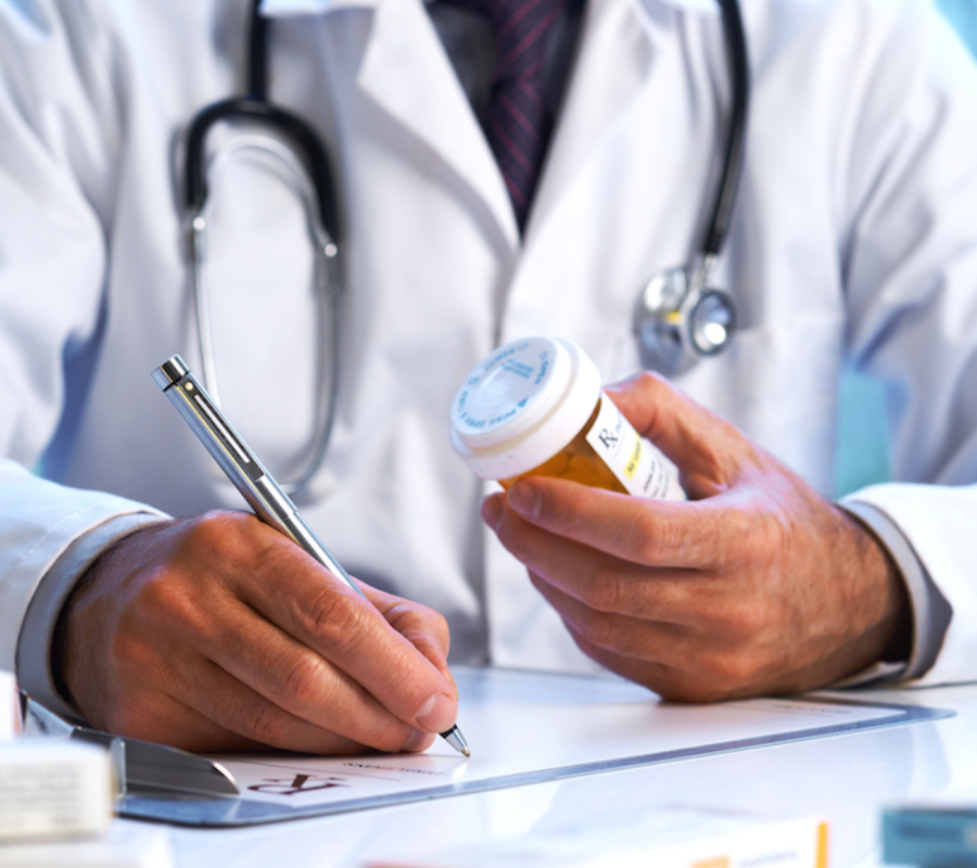 Physician, medication, drugs