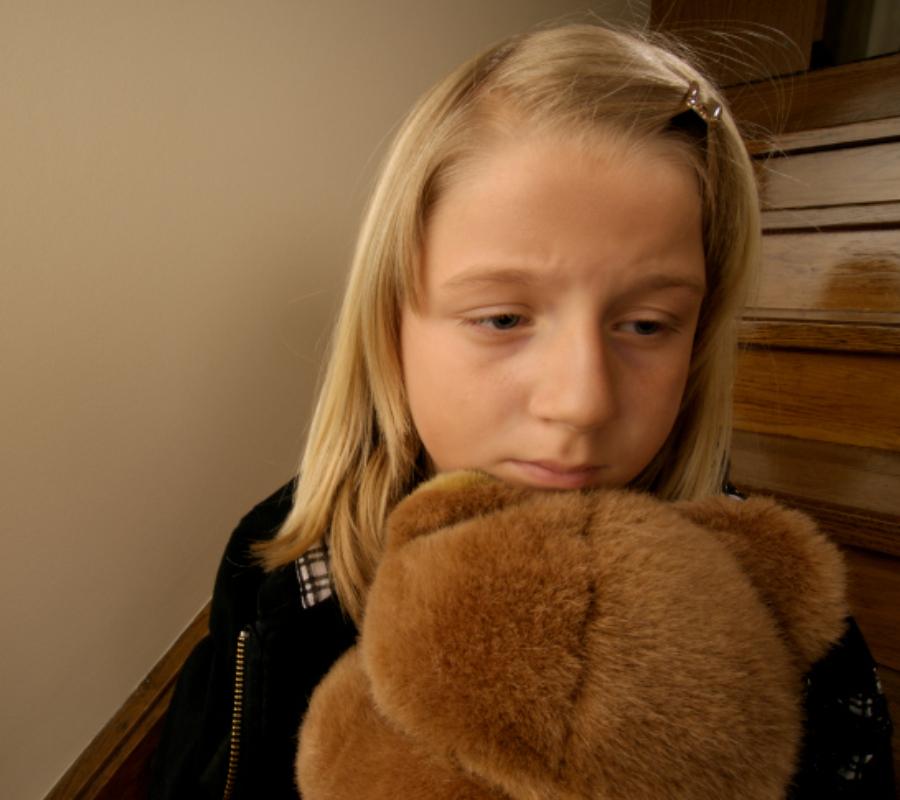 Post-traumatic Stress Disorder (Girl)
