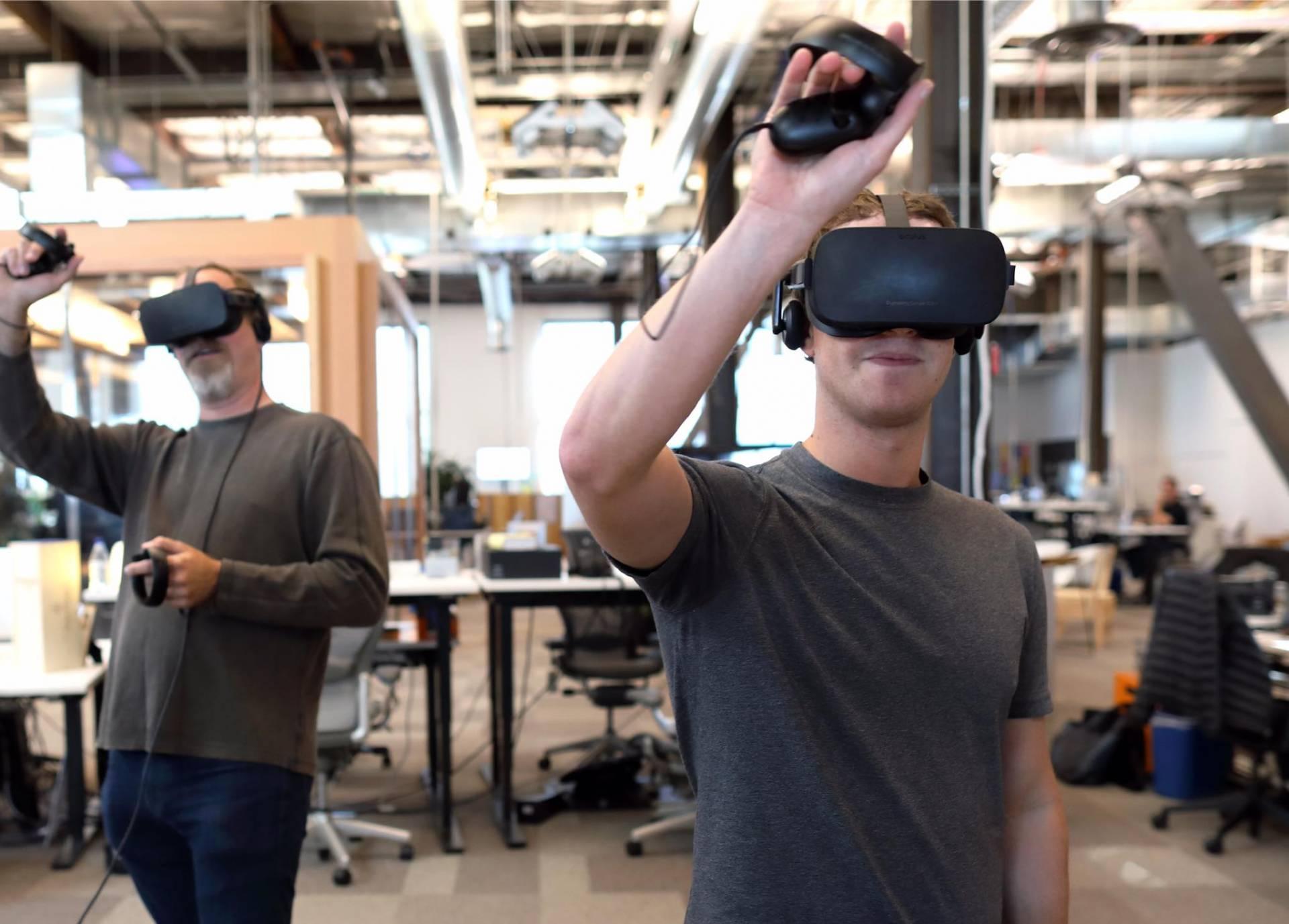 Facebook CEO Mark Zuckerger