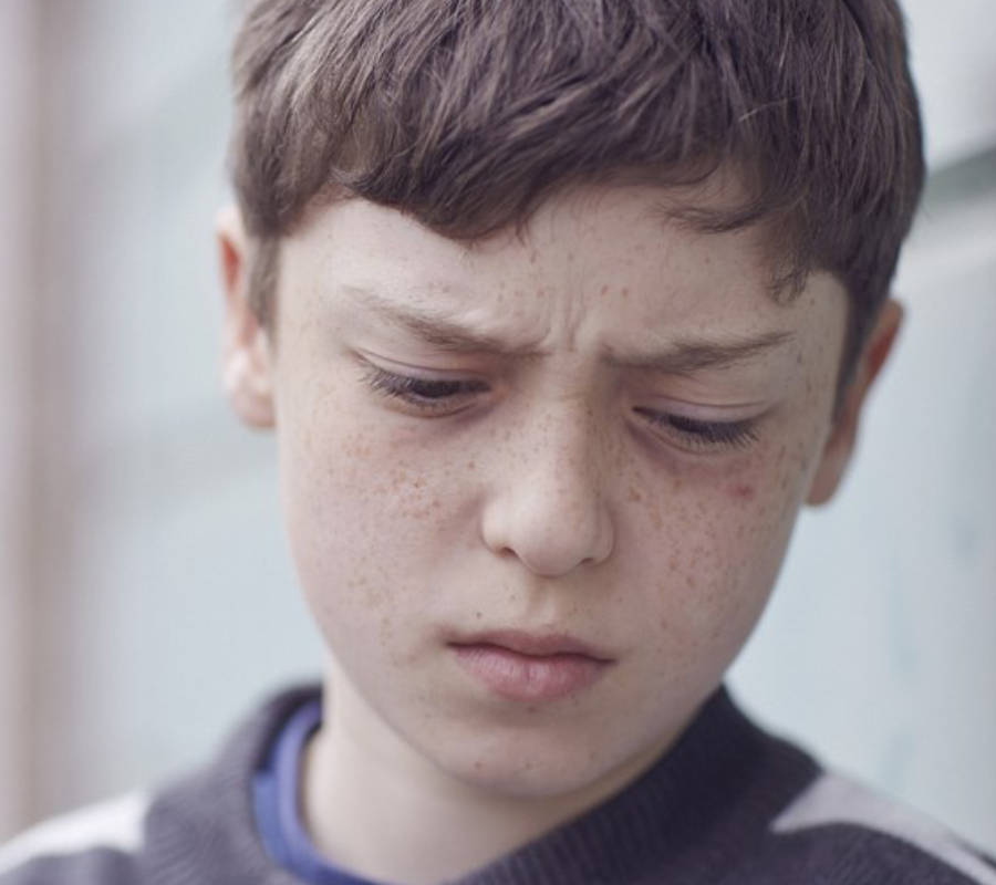 Post-traumatic Stress Disorder (Boy)