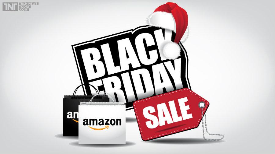 Amazon's Black Friday sales already began! Photo credit Tech News Today