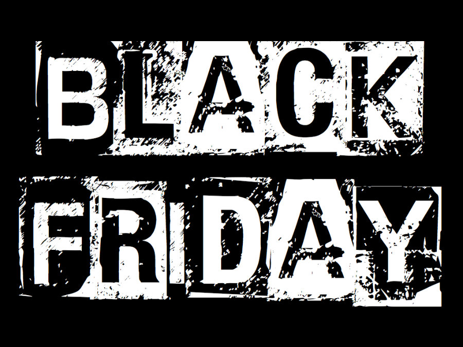 Black Friday 2016 is in less than three weeks. Photo credit: VG 24/7
