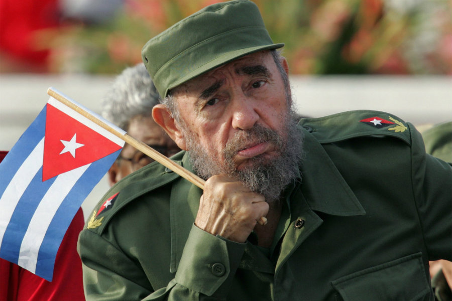 Fidel Castro has passed away at 90. Photo credit: Claudia Daut / Reuters / The Daily Beast