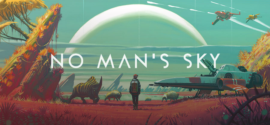 No Man's Sky 'Foundation' patch to be released this week. Photo credit: Gog.com