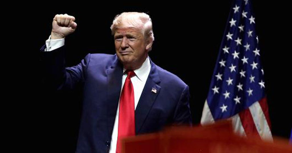 Donald Trump becoming the 45th president of the United States has shocked many people across the country. Photo credit: Controversial Times