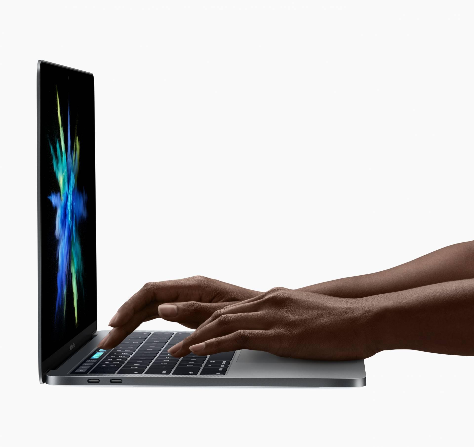 Apple Touch Bar Macbook Pro