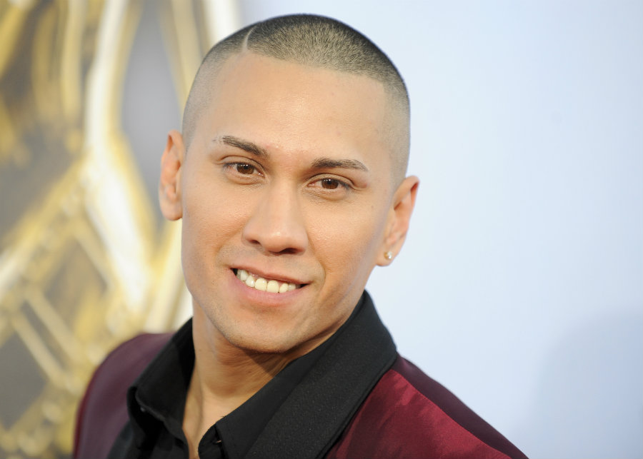 Black Eyed Peas Taboo confessed he was diagnosed with testicular cancer in 2014. Photo credit: Reuters / Latin Times