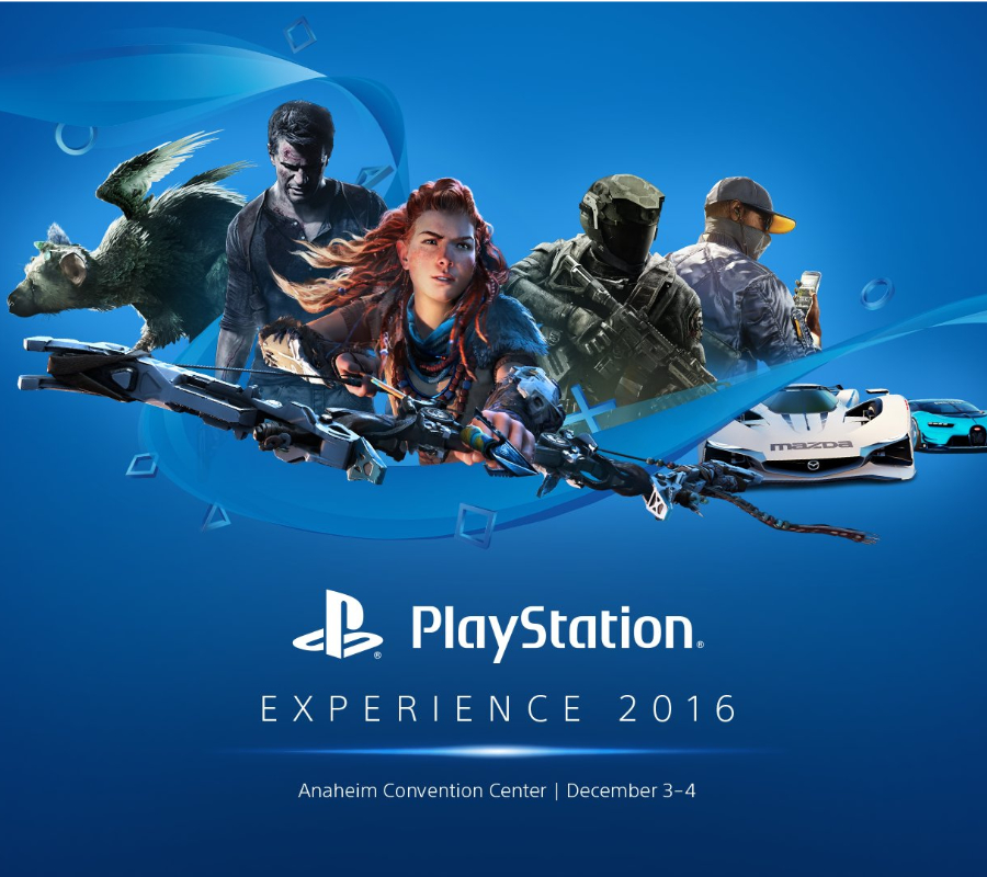 PlayStation Experience keynote