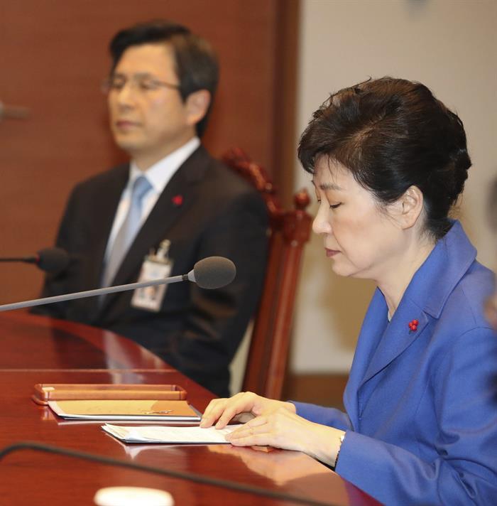 South Korean President