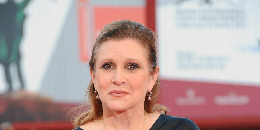 "Debbie Reynolds announced via Twitter that her daughter, Carrie Fisher, is in ""stable condition."" Photo credit: Digital Spy"