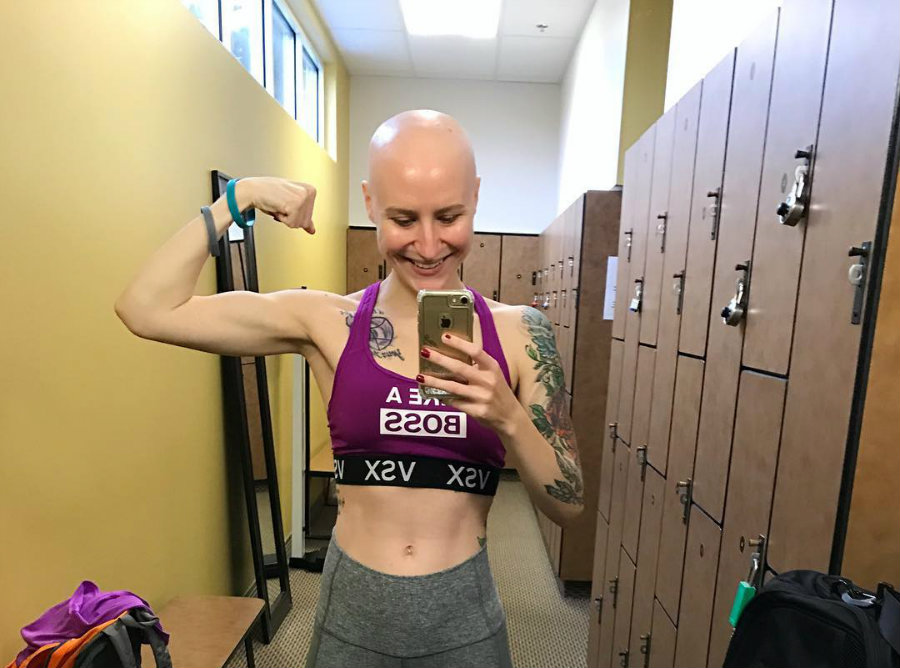 Cheyann Shaw was a regular Seattle woman that was working hard on pursuing her career as a bodybuilder and fitness blogger. Photo credit: Flipboard