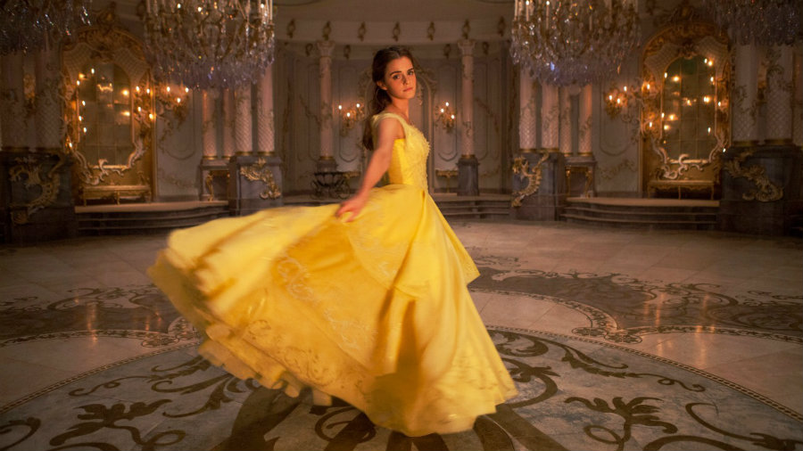Disney's new version of the Beauty and the Beast arrives in theaters on March 2017. Photo credit: Walt Disney Studios / ET Online