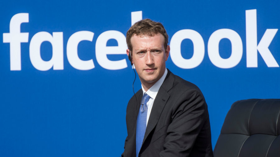 Facebook founder and CEO Mark Zuckerberg was first skeptical on his social media role during the presidential campaigns. Photo credit: The Information