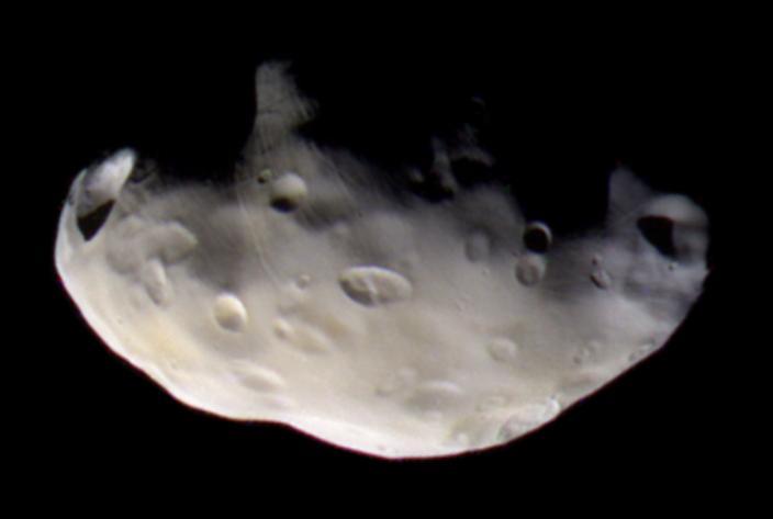 Saturn's Pandora