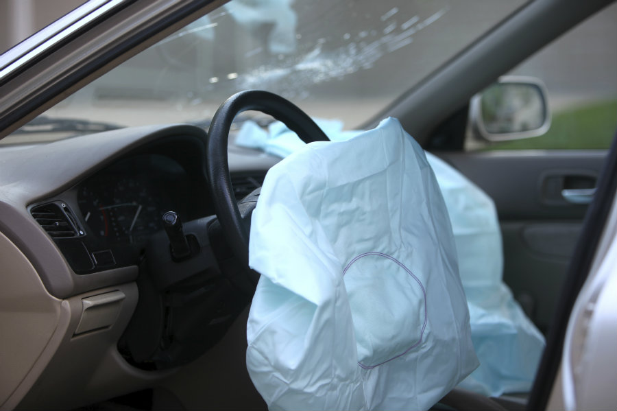 Takata airbags inflators have turned out to be defective and have hurt at least 184 people. Photo credit: Above The Law