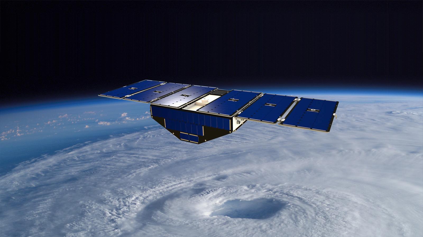 NASA Cyclone Global Navigation Satellite System.