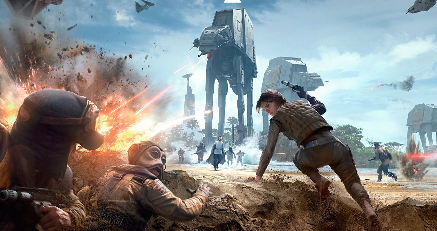 Star Wars: Battlefront expansion Rogue One