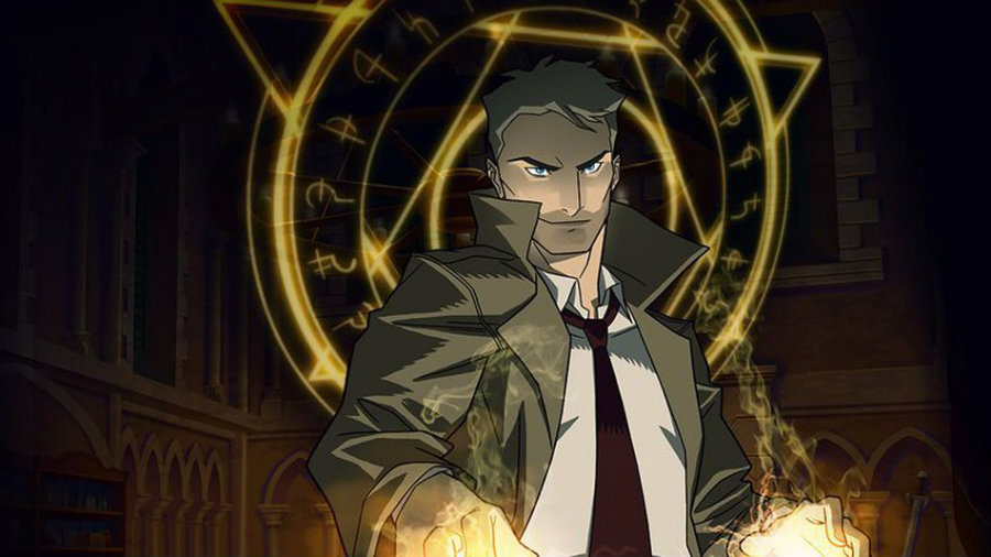 Constantine will come back as an animated series on CW Seed. Photo credit: Mashable