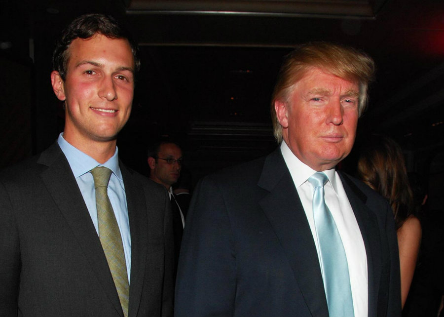 Jared Kushner is expected to become one of the White House's senior advisers. Photo credit: Patrick McMullan / Getty Images / Slate