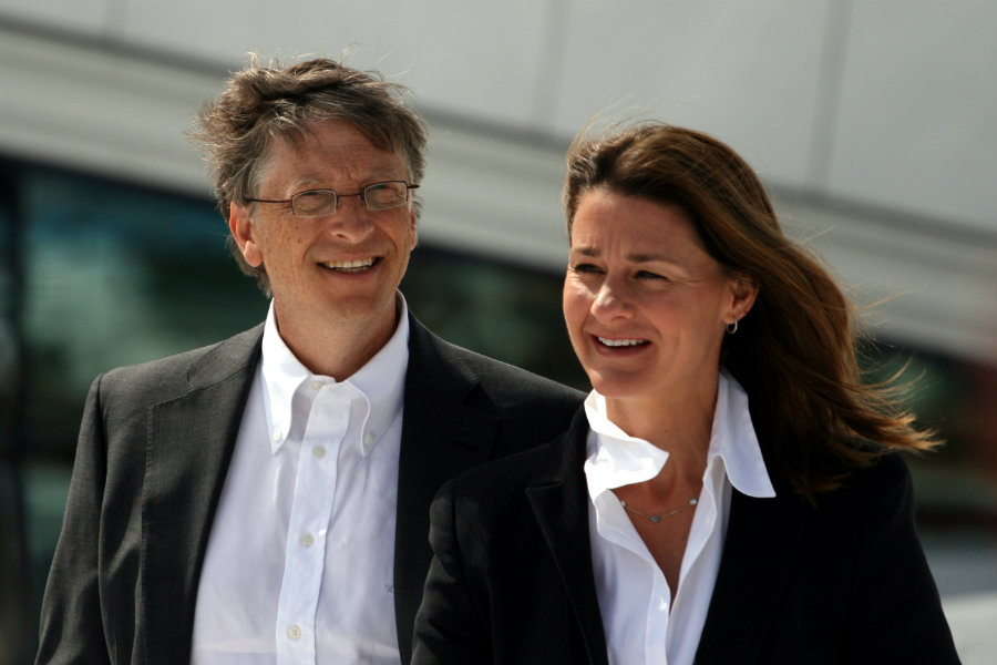 Bill and Melinda Gates Foundation has partnered with Intarcia Therapeutics, Inc. Photo credit: Day in Tech History