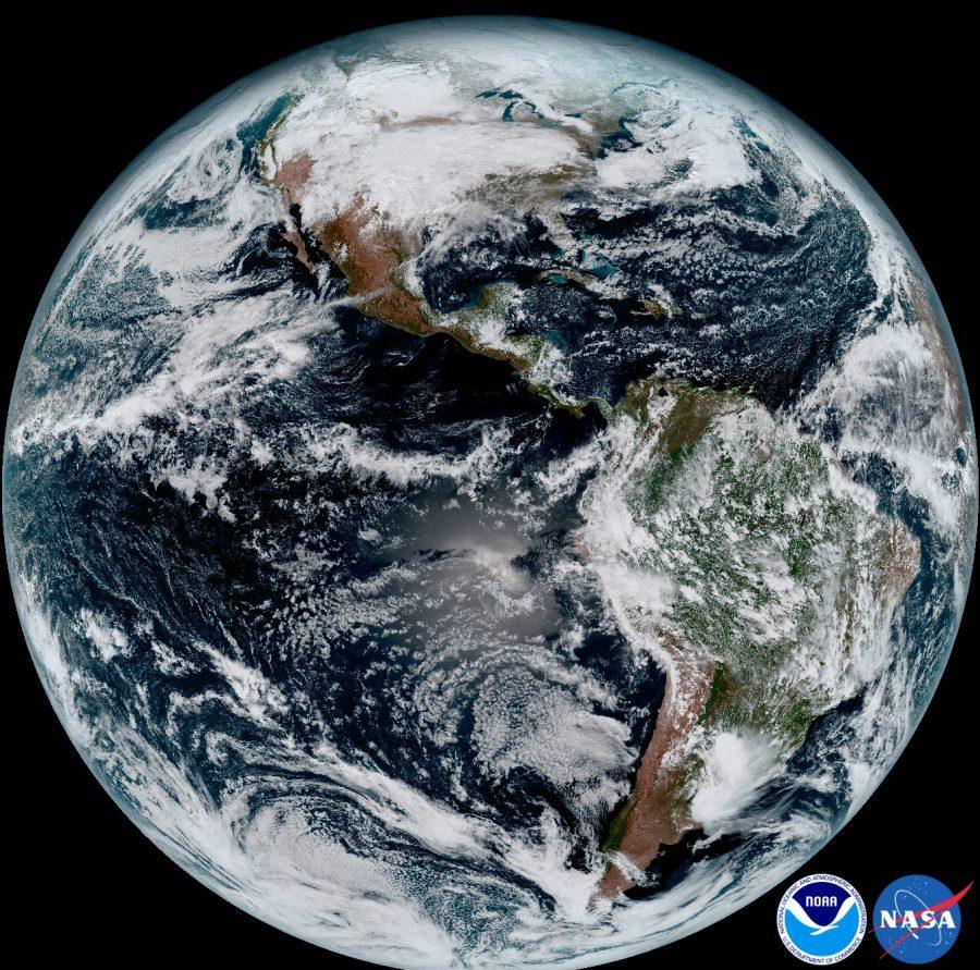 Earth, NOAA