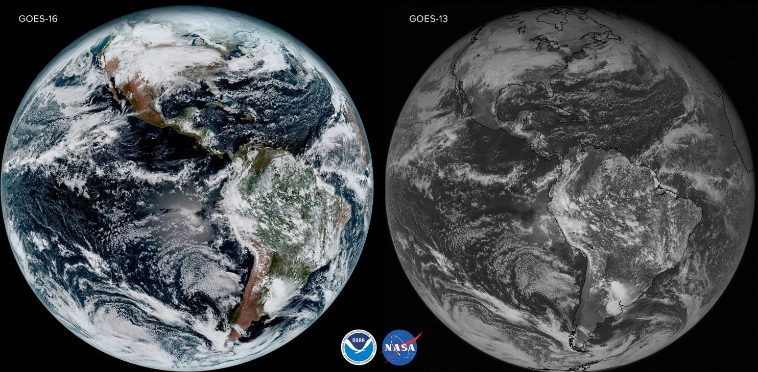 Earth,NOAA