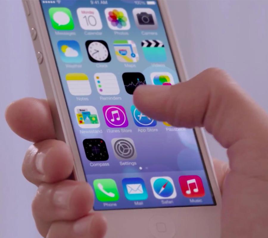 iPhone, App Store