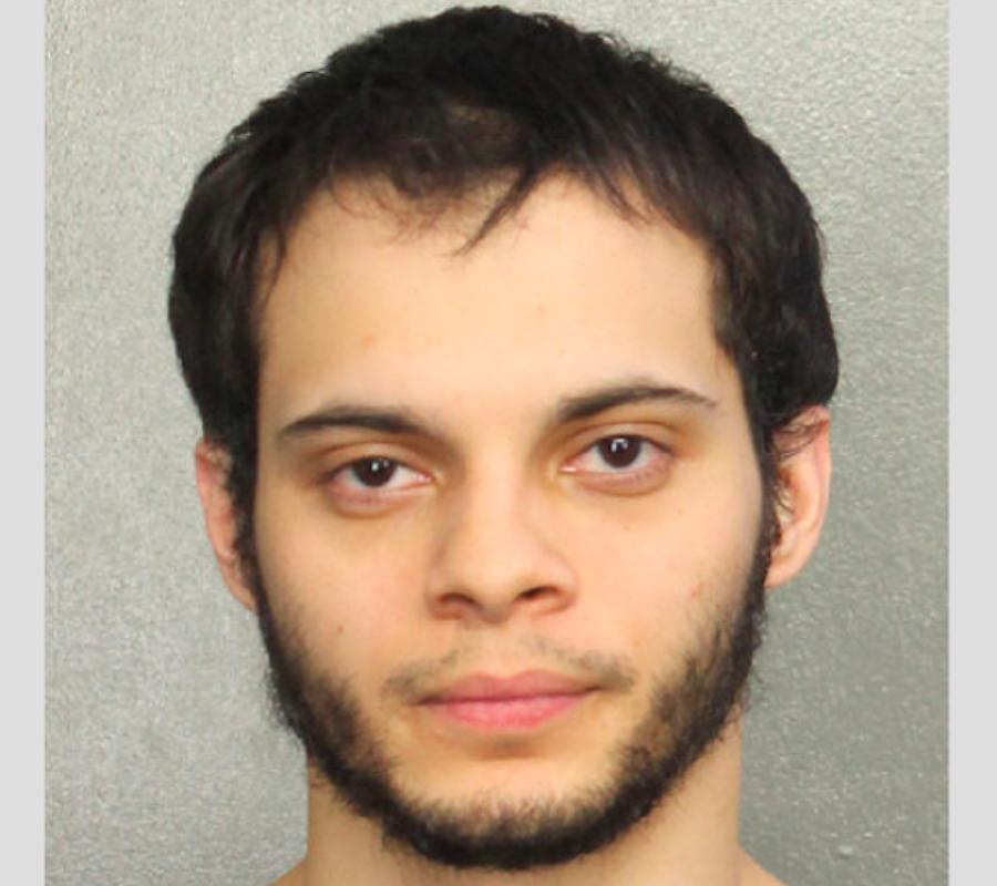 Fort Lauderdale shooting suspect Esteban Santiago.