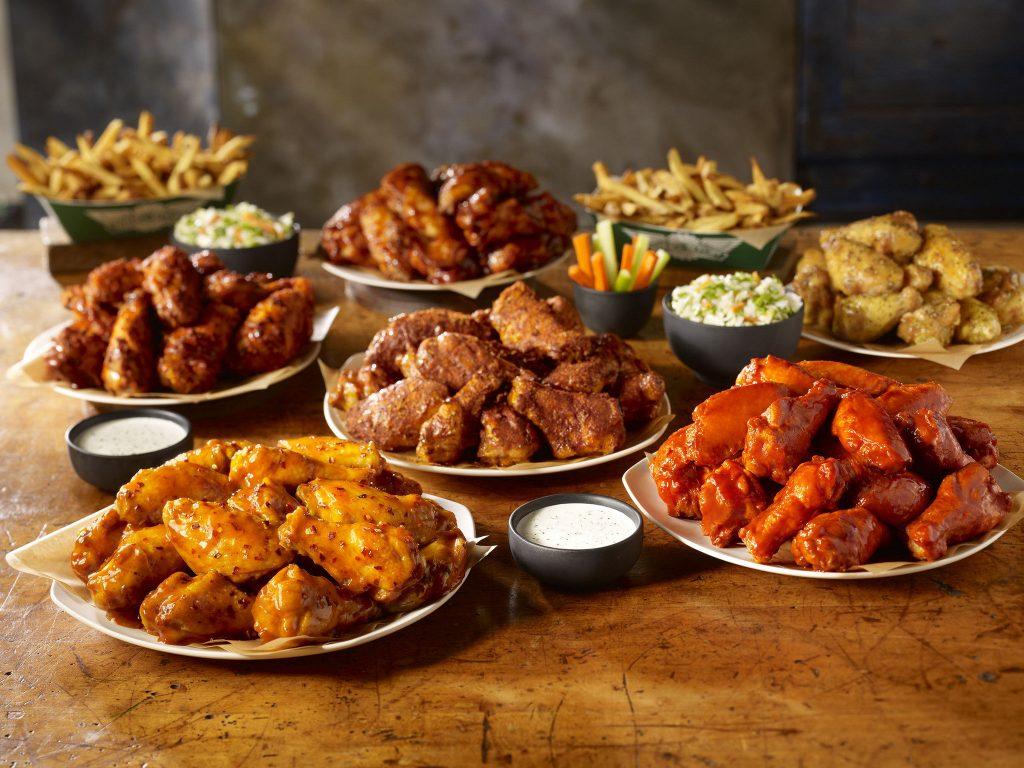 Fried Chicken, Wingstop