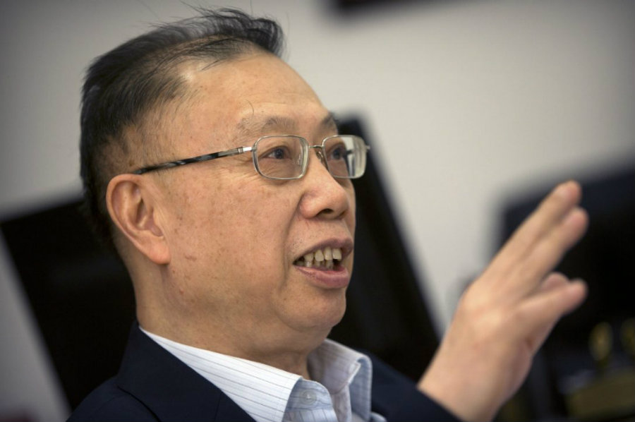 "Dr. Huang Jiefu assured that China was ""mending its ways"" after it ceased to harvest prisoner's organs in 2015. Image credit: AP Photo / Mark Schiefelbein / Thestar.com"