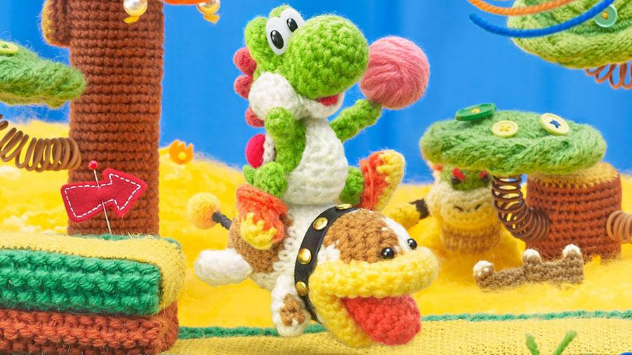 Poochy-Yoshi-Woolly-World