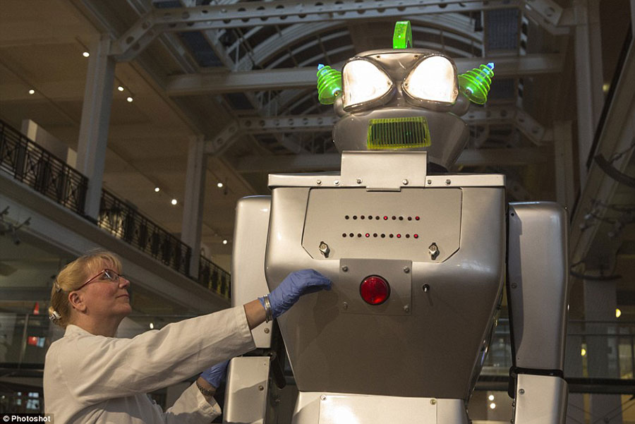 cygan-robot-london