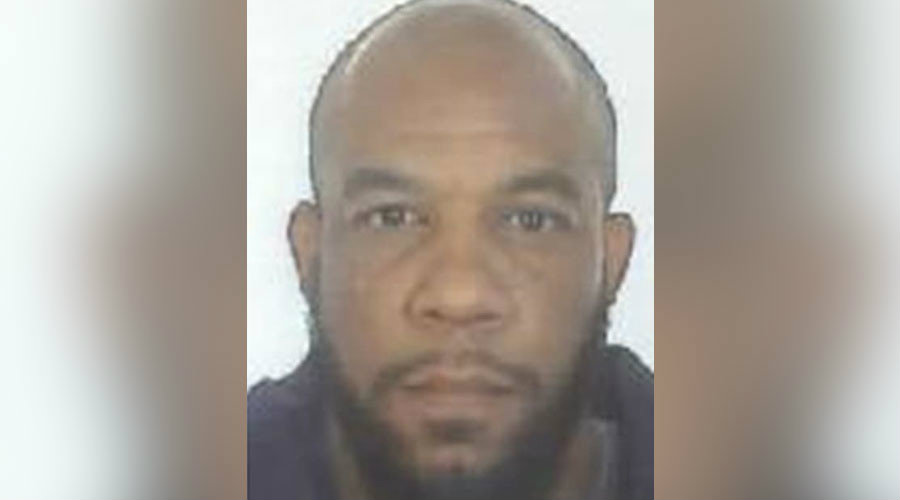 Khalid Masood drove a rented gray Hyundai against several people that were walking on Westminster Bridge. Image credit: RT