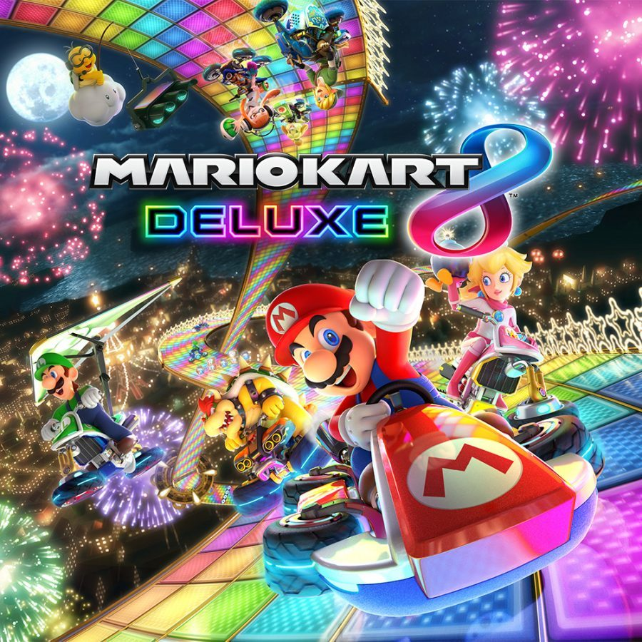 Mario Kart Deluxe 8 New Characters Battle Modes