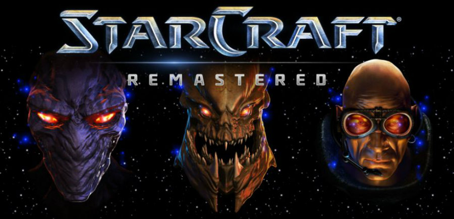 """StarCraft: Remastered"" is going to be in stores this summer. Image credit: Blizzard / Yahoo! Esports"