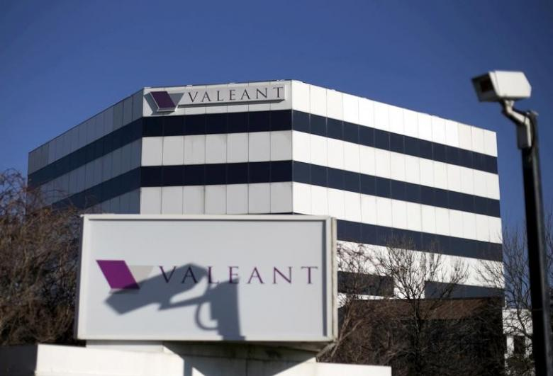 Headquarters of Valeant Pharmaceuticals International Inc in Laval